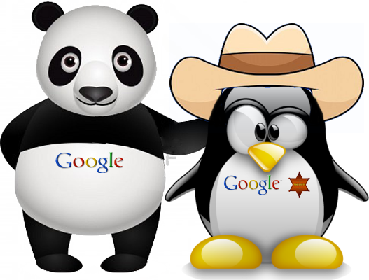 How Google's Panda and Penguin Algorithms Updates will affect Our SEO Service?