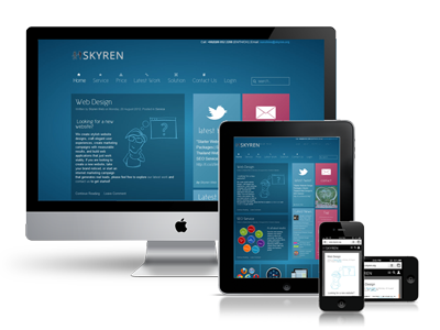 Design Your Website Reponsetive for Mobile Device First
