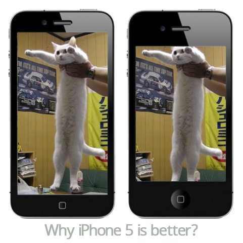 why iphone-5-better
